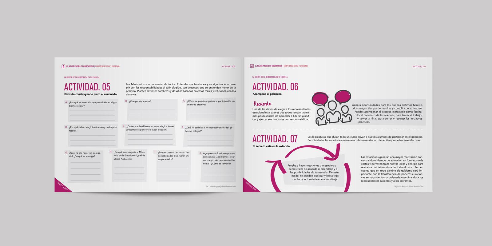 Agencia Touché - Escuelas Fad