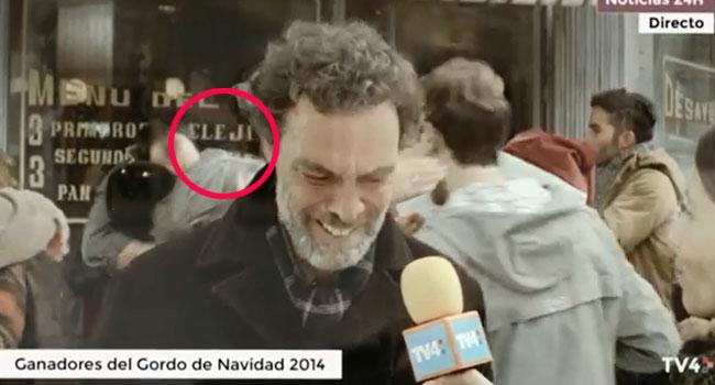Lotería de navidad 2014 Spot