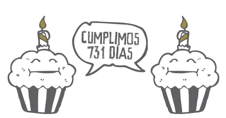 Tartas aniversario