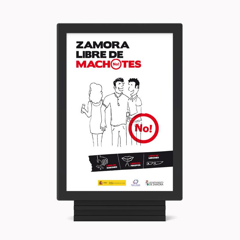 Agencia Touché - Zamora Libre de Machotes